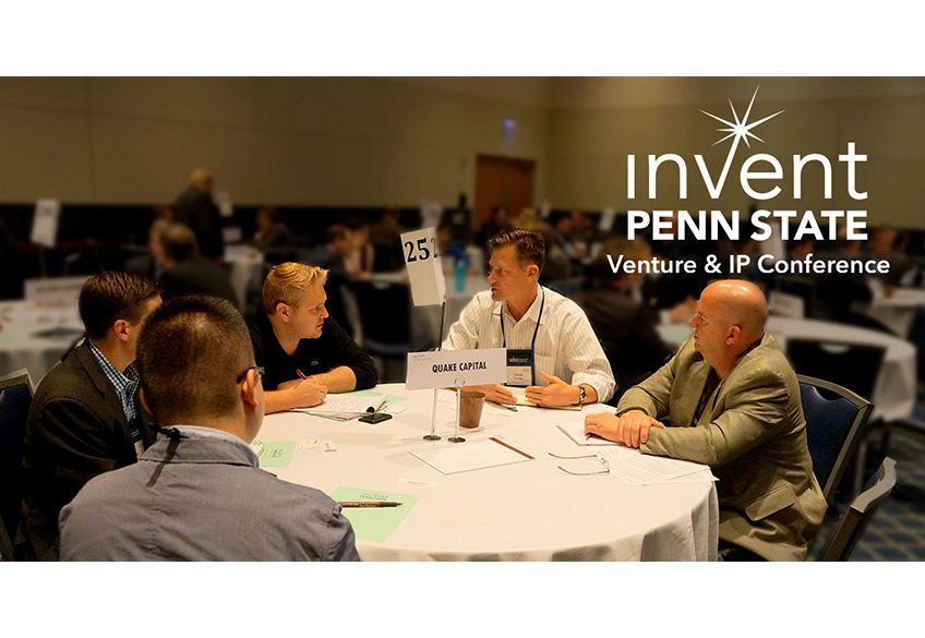 Invent Penn State Venture and IP Conference