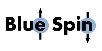 Blue Spin Logo
